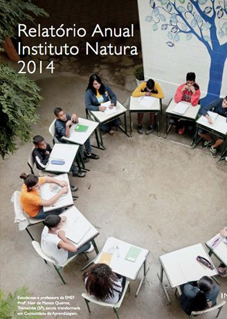 Relatório Anual do Instituto Natura 2014